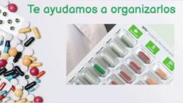 Servicio personalizado de dosificación.